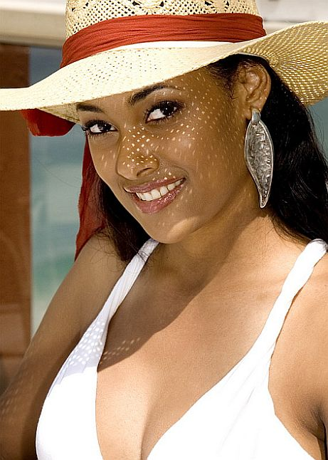 Micaela Reis, Miss Angola 2007
