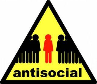 ¿Qué es una persona a-social?