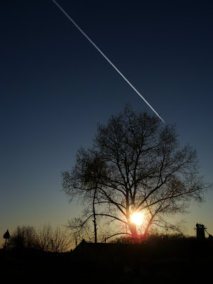 Starokonstantinov, sunset, Старкон