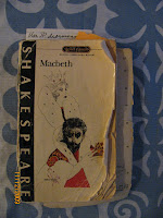 old used copy of MacBeth