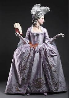 barok kjoler