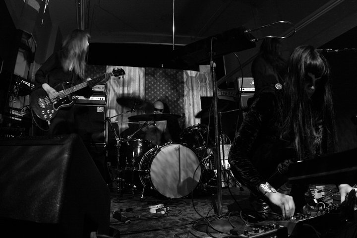 BLACK MASS RISING / Performance de Shazzula et Mathias ...