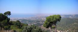 PAISAJES: Desde el mirador de la Cornisa (Teià)
