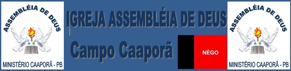 MINISTÉRIO CAAPORÃ