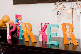 Buffet+table Parkers 1st Birthday Party { Pictures are Finally Here!!!}