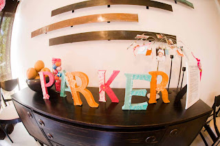 buffet+table3 Parkers 1st Birthday Party { Pictures are Finally Here!!!}