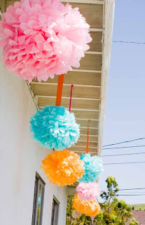 outdoor+decorations2 Parkers 1st Birthday Party { Pictures are Finally Here!!!}