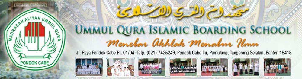 MA Ummul Qura