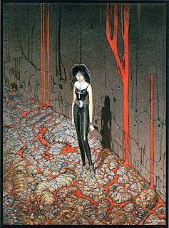 Morte by Moebius