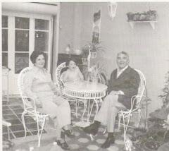 O poeta e a sua familia