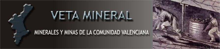 VM -Minerales y Minas de La Comunidad Valenciana