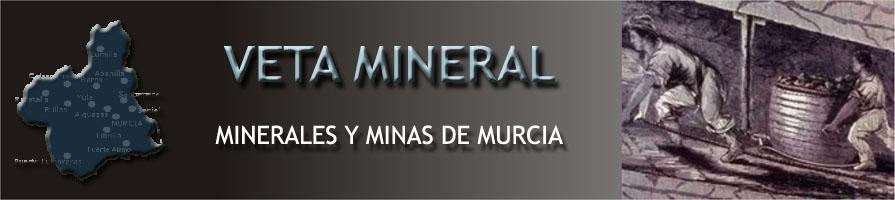 Veta Mineral -Minerales y Minas de Murcia-