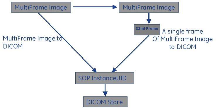 Irfan Maniyar: Unique SOP Instance UID for every frame of a ...