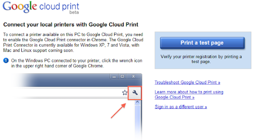 google cloud print 4