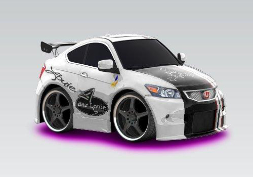 Visit Car Town Customs to submit designs