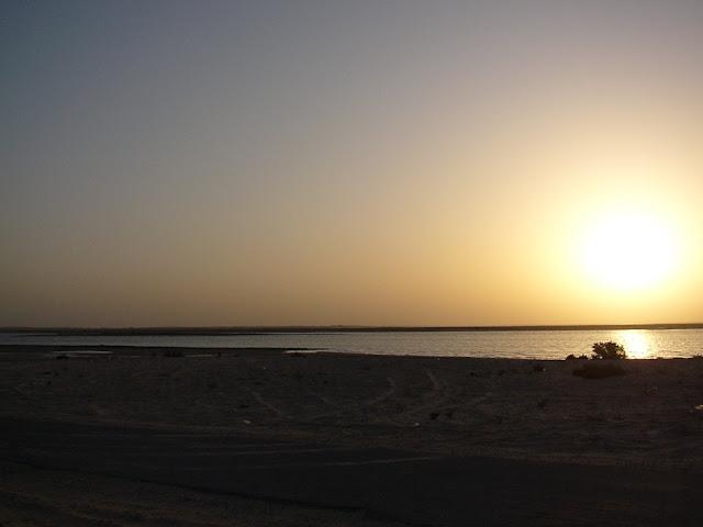 Sunset @ Jubail
