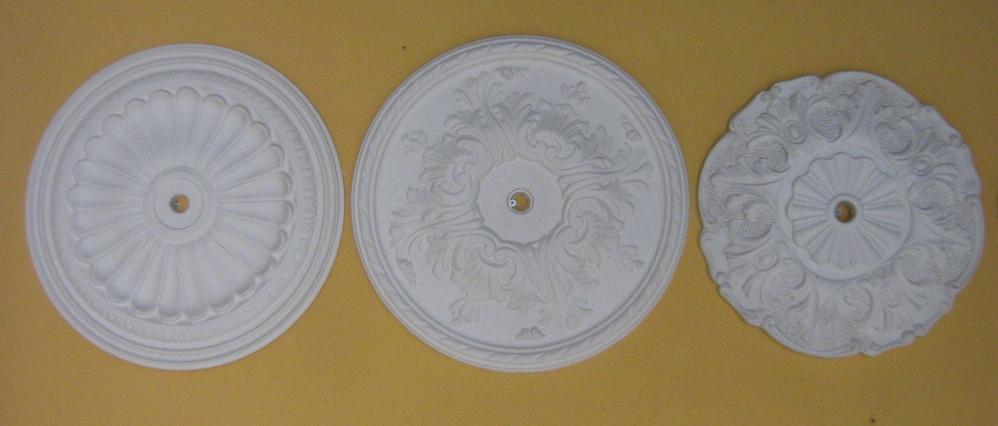 Molduras yeso rosetones foto genuardis portal picture - Rosetones de escayola ...