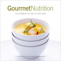 Gourmet Nutrition Cookbook