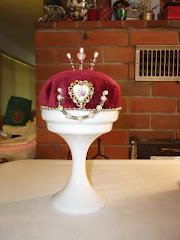 Crown of Glory Pincushion