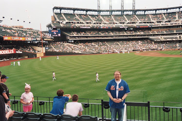NY Fan in South Jersey at Citi Field