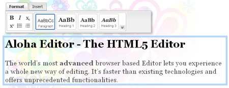 Aloha Editor