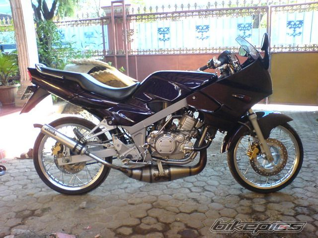 Photo Ninja R 150 Modifikasi