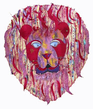 One Stylin' 3D Lion