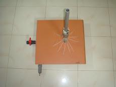 Pelancar roket air yang diubahsuai