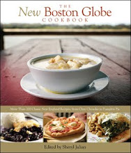 Order the New Boston Globe Cookbook with my recipes & styling!