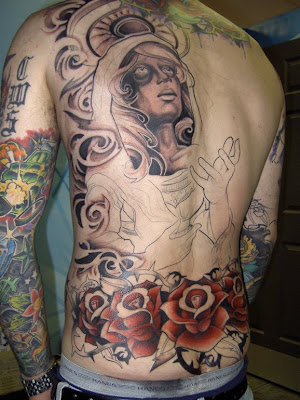 AVM Tattoo : New School Tattoo - TCC2-43