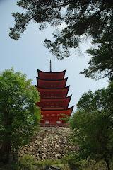 Senjokaku Pagoda