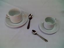Juego de té y juego de café modelo: Tsuji