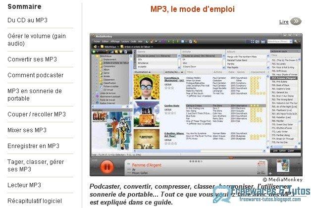 Le site du jour tout faire avec les mp3 freewares tutos - Couper un fichier audio en ligne ...