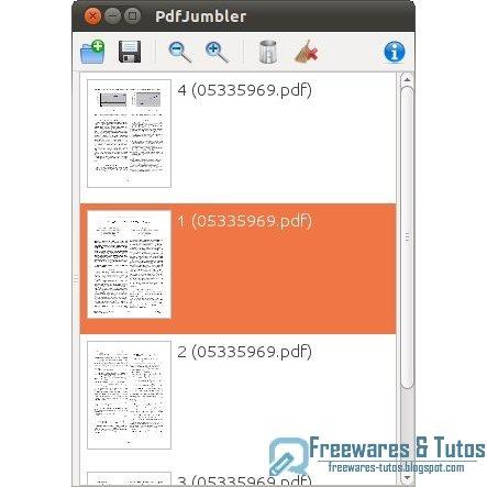 Tuto logiciels pdfjumbler un logiciel open source pour diter ses fichiers pdf - Logiciel couper video mac ...