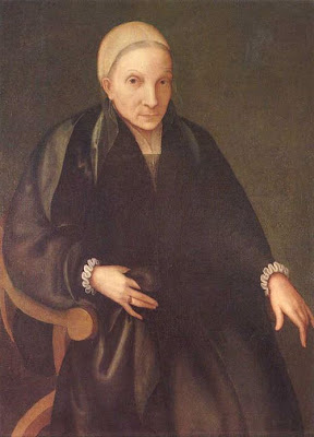 Sofonisba Anguissola. Self Portrait, 1620