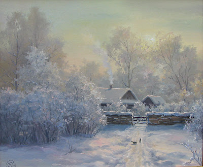 Paintings by Ukranian Artist  Igor Ropyanyk