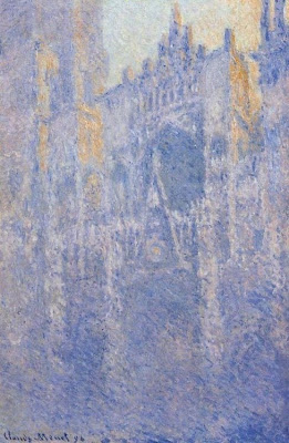 Monet. Rouen Cathedral