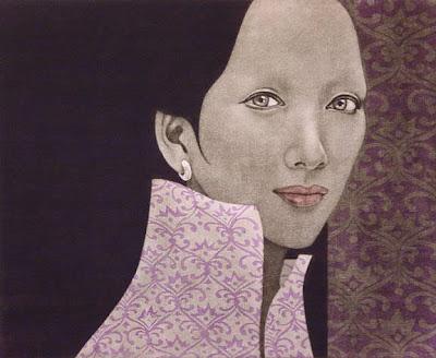 Graphics by Kaoru Saito, Japanese Artist