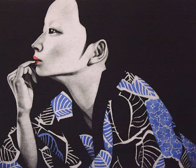 Japanese Artist Kaoru Saito