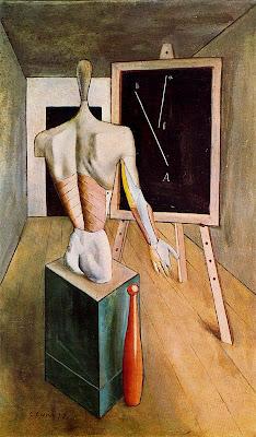 Italian Artist Carlo Carra's Art