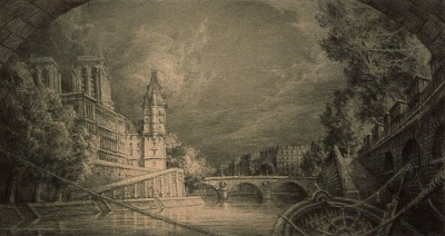 Engravings by Mathieux-Marie French Artist