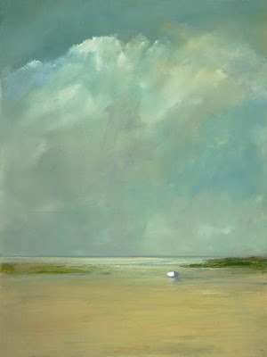 Oil Painting by American Artist Anne Packard