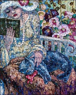 art of Russian Artist Nadya Stupina