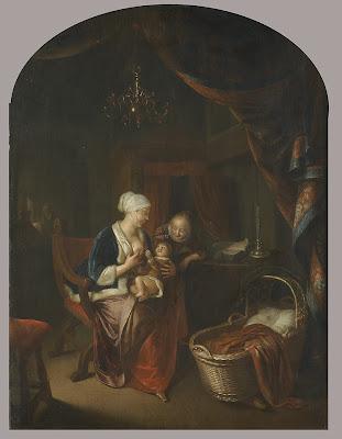 Gerrit Dou Painting