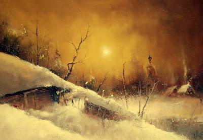 Paintings by Russian Artist  Igor Medvedev