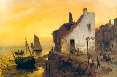 Paintings by Norwegian Painter Frits Thaulow