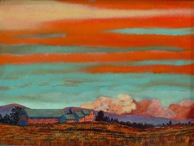 Paintings by H.M.Saffer II American Artist