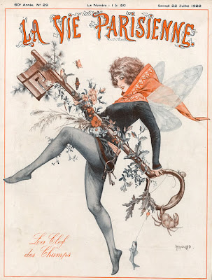 Illustration for La Vie Parisienne