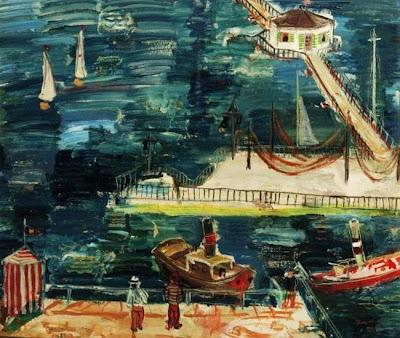 Painting by Spanish Artist Carlos Nadal