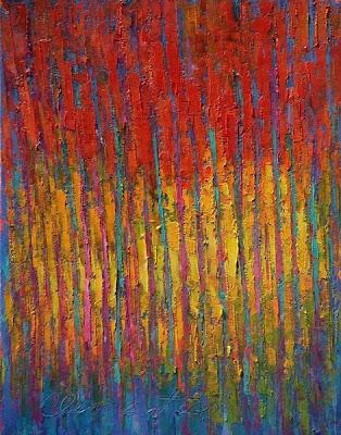 Oil Painting by American Artist Debra Clemente
